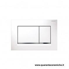 Placca di comando Geberit Sigma 01 Bianco