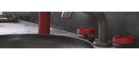 3-Hole Washbasin Taps