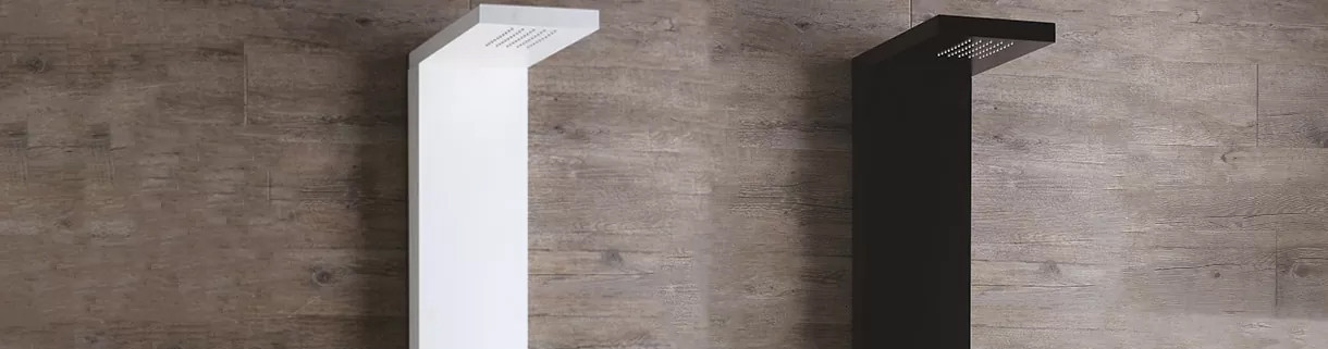 Shower - Panel - System - complete - Bathroom | Quaranta Ceramiche srl