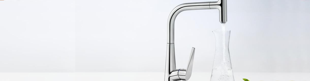 Faucets - Taps - Kitchen - Mono - mixer - Italian | Quaranta Ceramiche