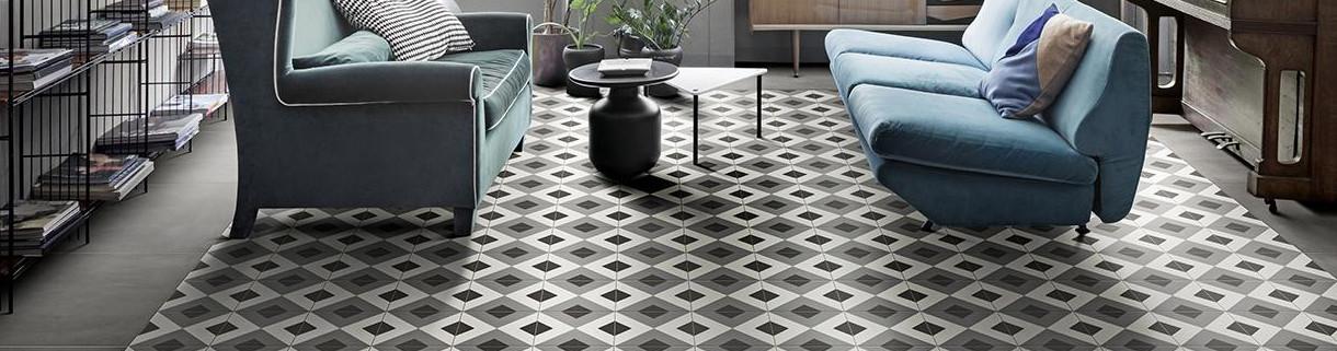 Floor - Indoor - Ornaments-Decoration - Stoneware | Quaranta Ceramiche