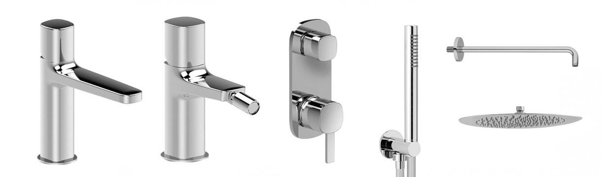Taps-kit - fittings - italian - made in italy | Quaranta ceramiche srl