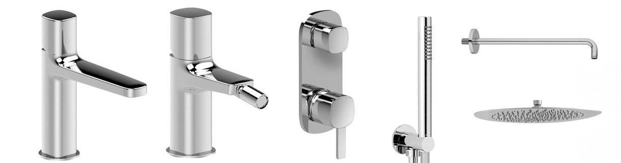 Faucets - Taps - Set - Mixer - Italian | Quaranta Ceramiche srl