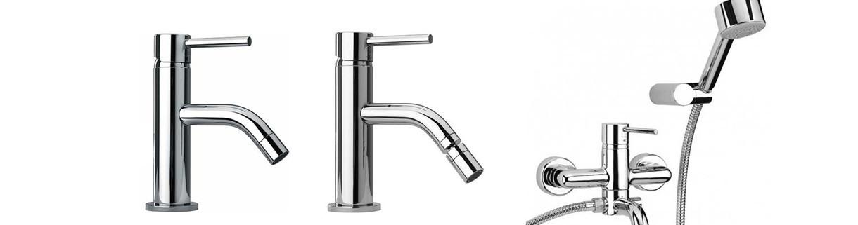 Faucets - Taps - Set - Bathtub - Mixer - Italian   Quaranta Ceramiche