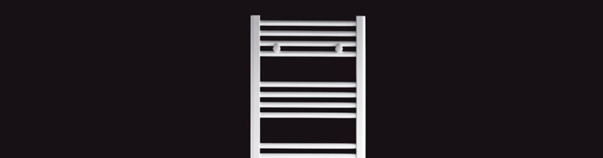 heating - towel - radiators - white | Quaranta ceramiche srl