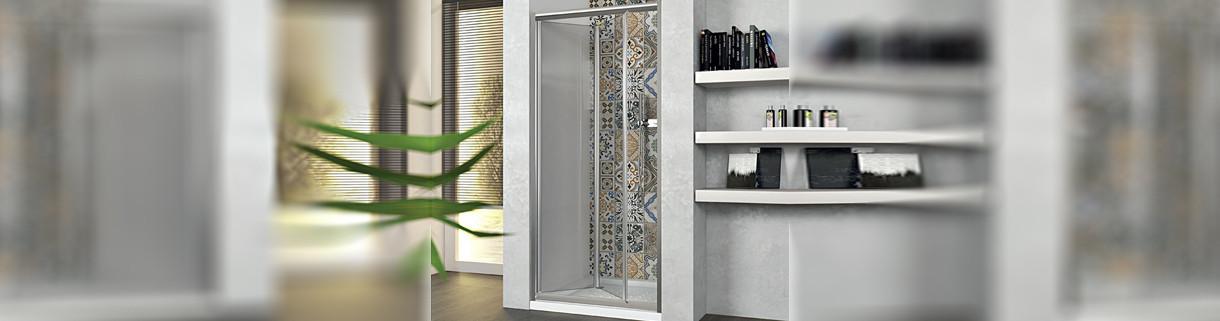 shower - Alcove -up to 95 - box - bathroom | Quaranta Ceramiche srl
