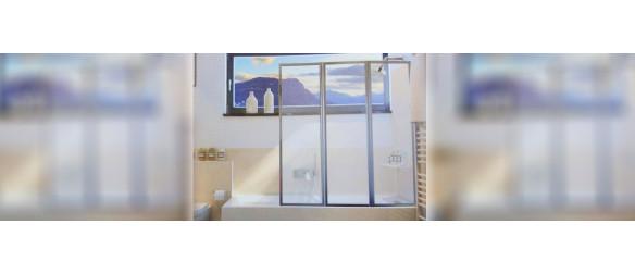 Showerwall for Bathtub