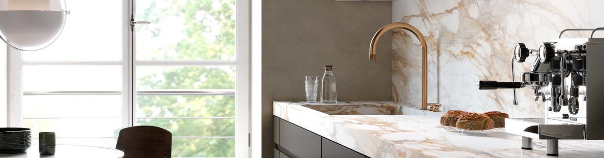 kitchen - Wall Tiles - cladding - stoneware | Quaranta ceramiche srl