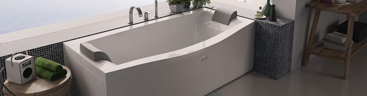 Bathtub-Hydromassage - Whirlpool - Wellness - Relax|Quaranta Ceramiche