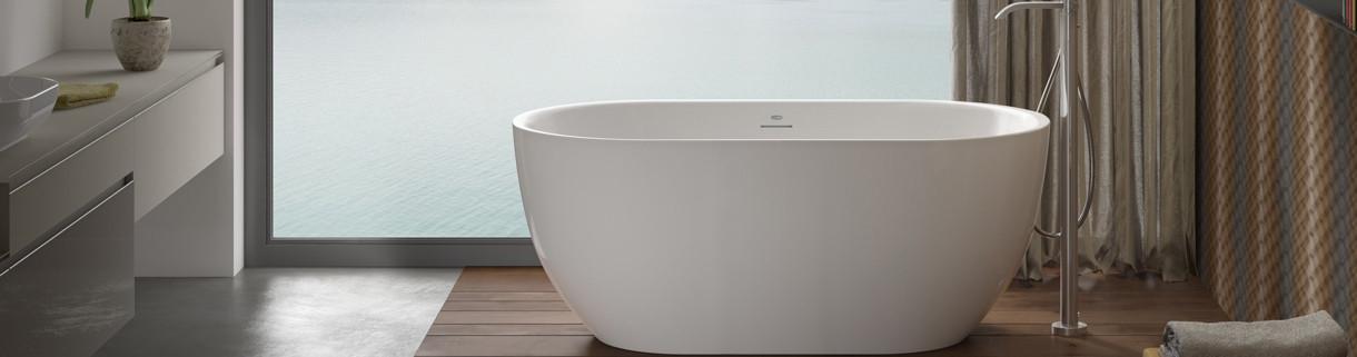 Freestanding Bathtub - Wellness - Spa - Relax | Quaranta Ceramiche srl