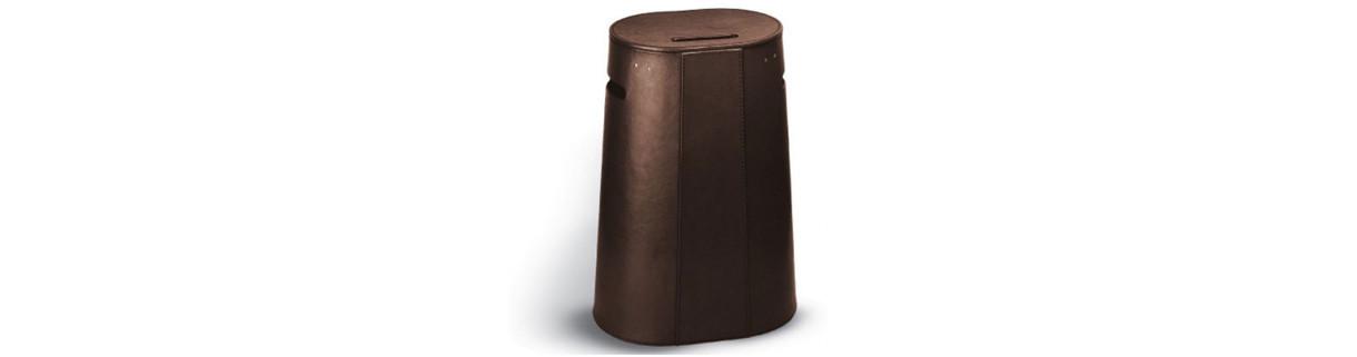 Bath - Accessoires - Freestanding - Clothesbaskets |Quaranta Ceramiche
