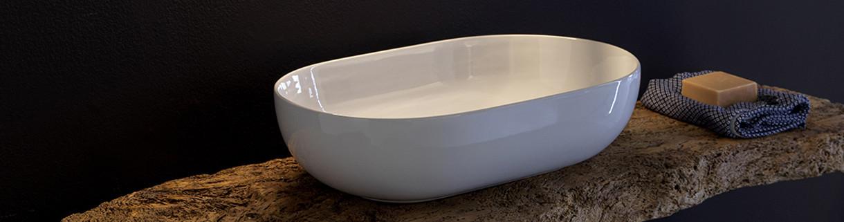 Washbasin - Basin - Lavatory - Wash-Bowl | Quaranta Ceramiche srl
