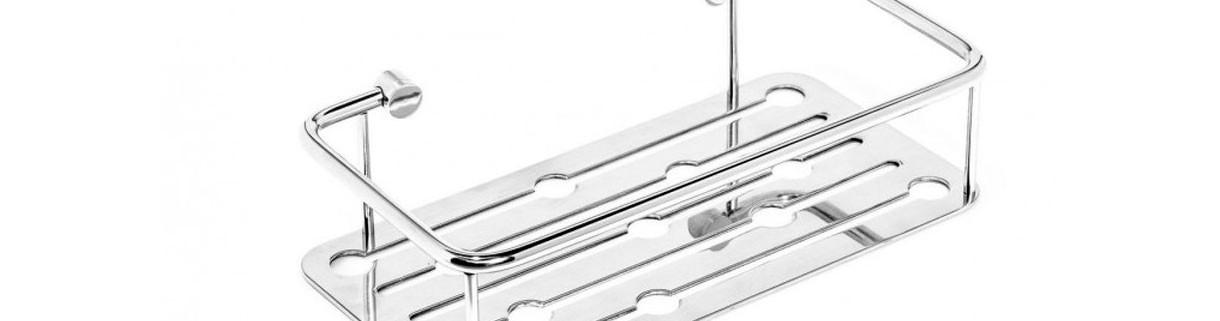 Bath - Accessoires - Shower - Utensil Holder | Quaranta Ceramiche srl