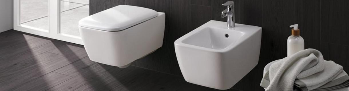 Toilets - Bidets - Set - sanitary - ceramics | Quaranta ceramiche srl