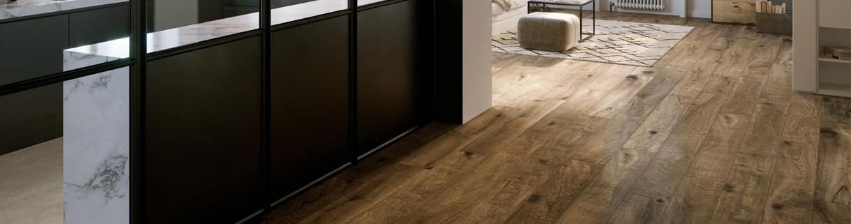 Floor - Indoor - Tiles - Wood-Look- Stoneware| Quaranta Ceramiche srl