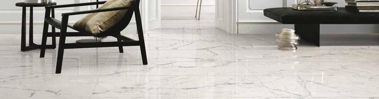Floor - Indoor - Tiles - Marble-Look- Stoneware|Quaranta Ceramiche srl