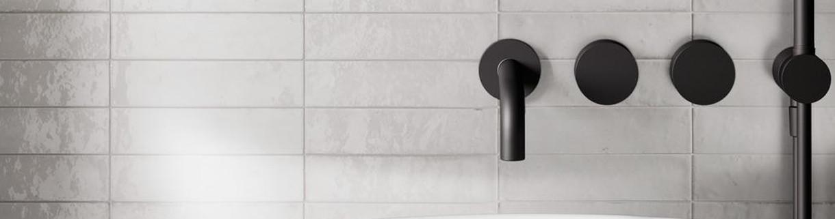 Bathroom - Wall Tiles - Modern - stoneware | Quaranta ceramiche srl